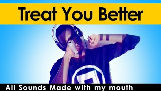 Rhamzan - TREAT YOU BETTER [Only Vocals] | w/ Lyrics Subtitle