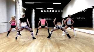 Twerk choreography / Will i.am. / Feelin 'Myself / Choreo by Martina Panochová