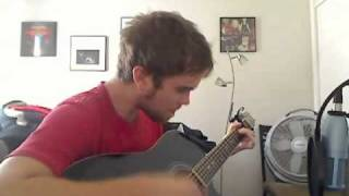 Coldplay - Green Eyes (Cover by Kyle)