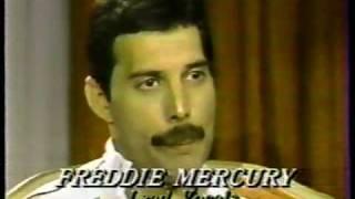 Queen - Live in New Haven 10. August 1982 - TV report