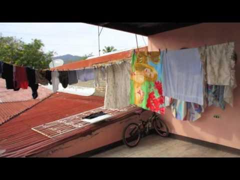 Arriving in San Juan del Sur Nicaragua