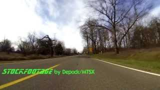 Royalty free Stock Footage / Video clip of Driving/Road