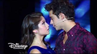 """Sou Luna: Luna e Matteo cantam """"Qué Más Da"""" no Open Music (Capítulo 75 Temp.1)"""