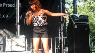 "DRAGONETTE - PERFORMING ""HELLO"" (LIVE), TORONTO ISLAND, SEPT 9/11"