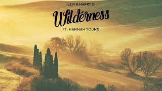 Levi & Harry D ft. Hannah Young - Wilderness (Official lyric video)