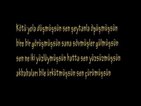 Sagopa Kajmer feat Kolera Hain Lirikli klip sözleri lyrics 2009
