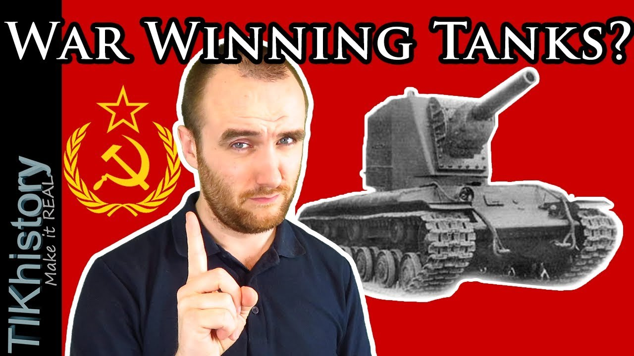 "Soviet ""War-Winning"" Tanks in 1941? The Role of Tanks on the Eastern Front WW2"