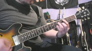 Jazz Standards: Tune Up (Chord Melody)