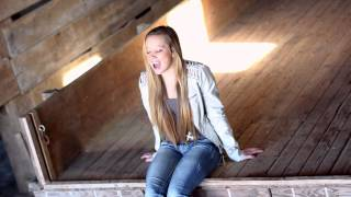 """Be Alright"" by Justin Bieber- cover by 14 year old McKenzie Cook"