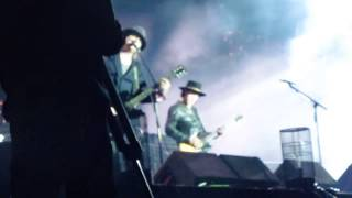 The Libertines - Up The Bracket [live @ Leeds Festival 28-08-2015]