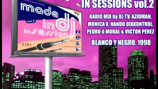 Made in Dj in Sessions vol 2   Radio Mix