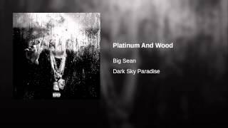 Platinum And Wood