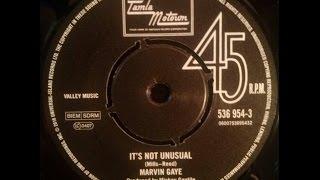 Marvin Gaye -  It's Not Unusual