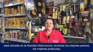 Construrama de la Semana- Martha Fajardo- Depósito El Éxito