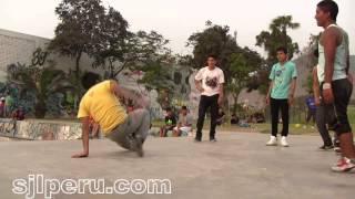 Parque Wiracocha / SJL - 2013 (Video 2)