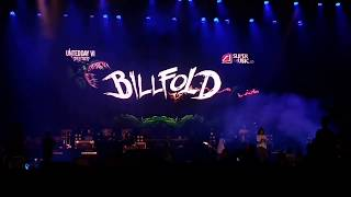 Billfold Live at Hellprint 2018