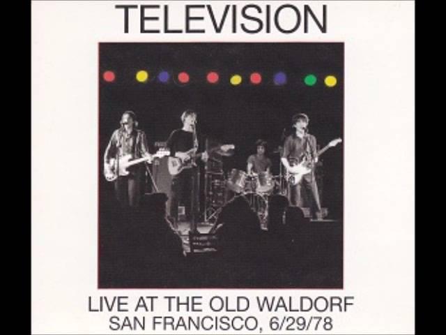 Audio de ''Marquee Moon'', de Television.