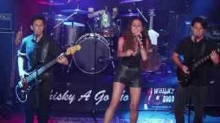 Blind Innocence Live @ the Whiskey A Go Go - Before He Cheats (Carrie Underwood Cover)