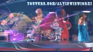 """Stayin' Alive"" - Chipmunks music video HD"