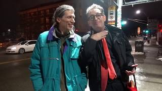 Late Night Encounter with Tom Kenny, voice of SpongeBob SquarePants