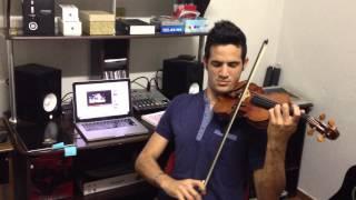 93 million miles Jason Mraz  ( Violino Solo - Raphael Batista )