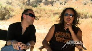 "Mission Metallica: Death Magnetic Track by Track - ""Cyanide"""