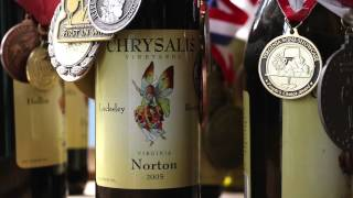 Middleburg, Virginia: Chrysalis Vineyards