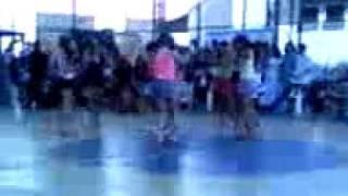 As meninas do 1 ano A no Samba lele