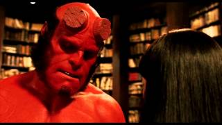 Hellboy (2004) - Most Touching Scene HD