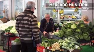 Mercado Municipal de Viseu - Viseu - Portugal