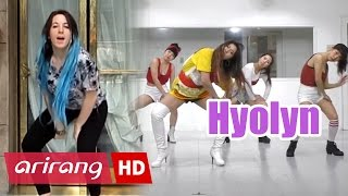 [Pops in Seoul] Hyolyn(효린) _ Paradise _ Cover Dance