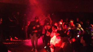 Styles P. performing Locked Up