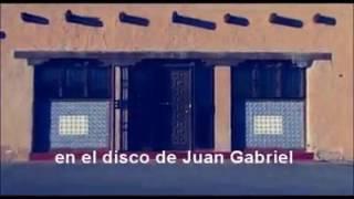 DISCULPAME POR JUAN GABRIEL(acoplamiento voz)A  musica original instrumetal del Violinista JOE CUETO