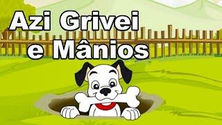 Azi Grivei e Manios | CanteceleCopii.ro