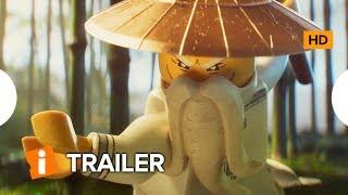 LEGO NINJAGO - O Filme | Trailer 1 Dublado
