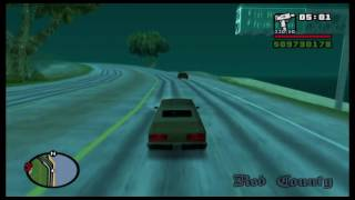 Grand Theft Auto: San Andreas: Green River 1969 K DST