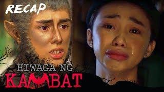 Iking saves Sarah - Episode 10 | Hiwaga Ng Kambat Recap