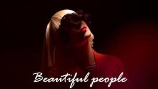 Beautiful People - Sia ( NO Beats)