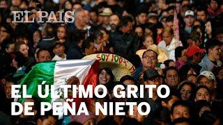 El último grito de Peña Nieto