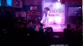 Show Travesti Amanda Miguel Afroditas Diversity Cl