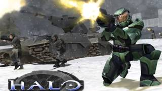 Halo: CE Low health and shield recharge ringtone