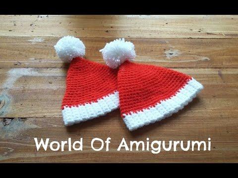 Come realizzare un cappello da Babbo Natale  5d14673d60be