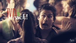 The Vampire Diaries | Crack #1 (HUMOR!)