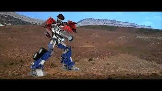 optimus prime vs megatron com musica de faroeste 🤠🤠🤠👍👍👍👊👊
