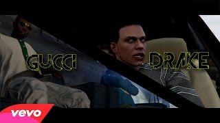 "Gucci Mane & Drake ""Back On Road"" - Music Video"