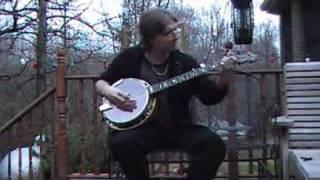 Tornado in The Sky- Alternative Banjo Video 2007