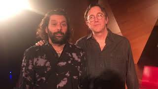 Message from Javier Colina & Josemi Carmona to their fans PAPJAZZ HAITI 2018