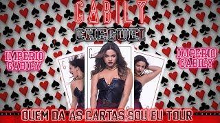 Gabily - Cheguei ( Ludmilla ) Quem Da As Cartas Sou Eu Tour - Ao Vivo No Barra Music
