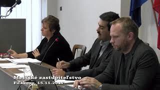 MsZ Filakovo 15 11 2017