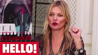 Exclusive   Kate Moss, Rita Ora and Georgia May Jagger share their beauty tips